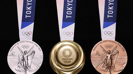 With Tokyo Games in Jeopardy, Medal Design, Recycling Efforts May Have Been in Vain